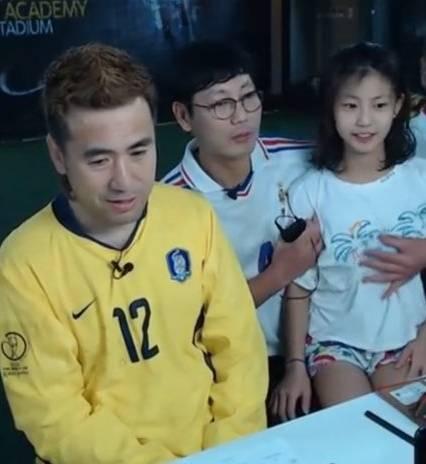 송종국 송지아 동반 유튜브 출연 모습..예쁘게 폭풍성장한 지아 '눈길'