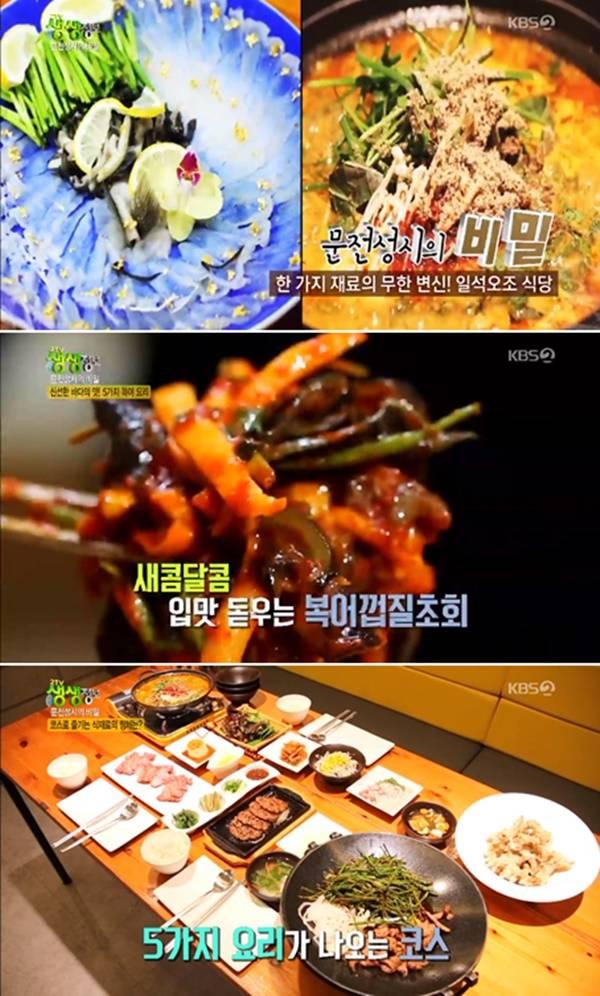 '2TV생생정보' 문전성시의 비밀…'햇살복집'·'여기' 위치는?