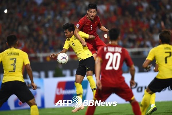베트남-말레이시아 스즈키컵 결승전 일정 최종 확정