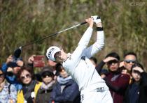 세계랭킹 1위 박성현, LPGA 투어 KEB하나은행 챔피언십 첫날 선두와 3타 차 공동 4위
