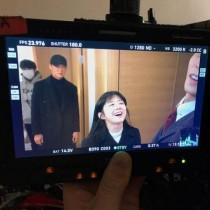 """황후의 품격 장나라, 촬영 현장 공개…""""황후마마가 이상하다"""""""