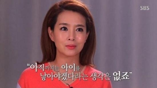 """'조카면 족하다' 김원희, """"위장결혼설? 남편한테 목숨도 줄수 있어"""""""