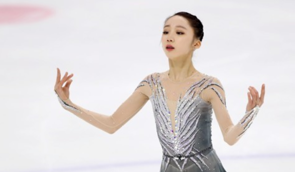 '러시아 선수 5명과 경쟁' 피겨 김예림, 주니어 그랑프리 파이널 6위