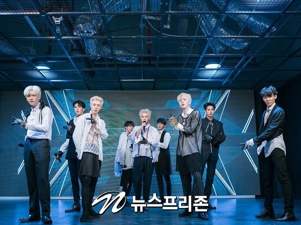 멋진 녀석들, 11월 1일 신곡 '일루션' 엠 카운트다운 출연...日팬미팅까지 열일 행보