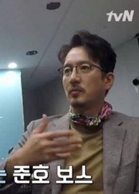 """정준호 의류브랜드에 대한 남다른 열정 """"직원들에게 다그치지 않아"""""""
