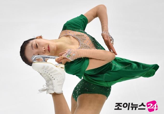 '177.91점' 김예림, 주니어GP파이널 최종 6위