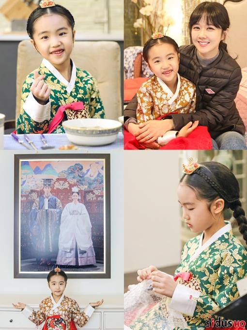 '황후의 품격' 오아린, '장나라 바라기'의 러블리 매력