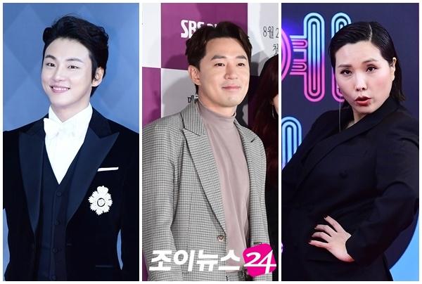 [단독]윤시윤·붐·신봉선, MBN 새 예능 '연애 DNA 연구소-X' 출연 확정