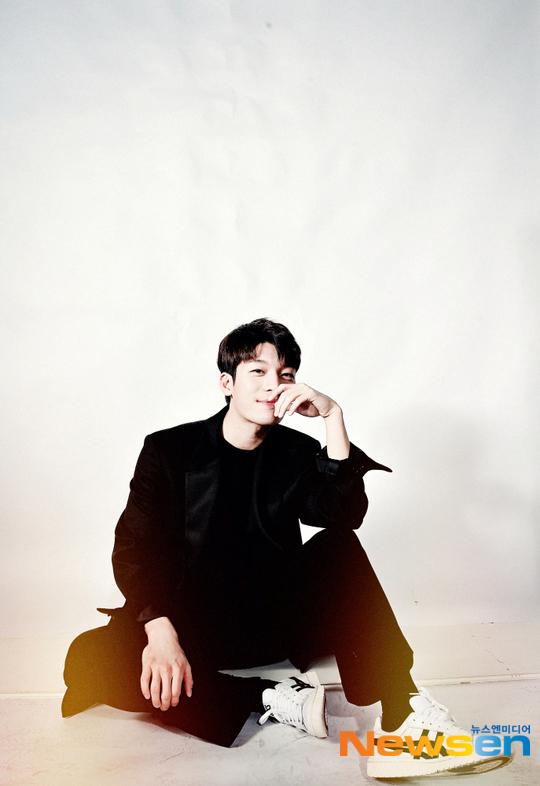 """위하준 """"손예진→이나영 누나와 호흡, 친구들한테 욕 먹어요""""[EN:인터뷰]"""
