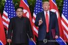 """트럼프 """"북미정상회담은 큰 성공…북한서 반미간판 사라졌다""""(종합)"""