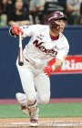 (Asian Games) baseball-hitter
