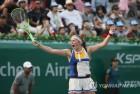 오스타펜코·라드반스카 출전…코리아오픈 테니스 15일 개막