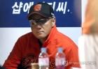"""조원우 롯데 감독 """"8연패 원인, 선발 싸움에서 밀렸다"""""""