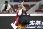 여자테니스 세계 1위 할레프, 허리 통증으로 최근 4연패