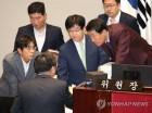 여야, 예결위서 '남북협력예산·계엄문건수사' 놓고 정면충돌(종합)