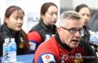 curling team-coach
