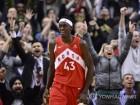 NBA 시아캄, 결승 레이업…카메룬 출신 스타 탄생하나