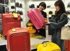 '황금연휴' 앞두고 여행용 가방 매출 급증