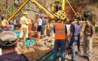 인도 불법광산 매몰 광부 사체 발견…인양은 포기