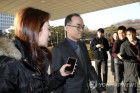 양승태 구속…출근하는 검찰총장