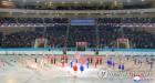 북한 백두산상 국제피겨축전 개막