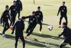 콜롬비아전도 '공격축구'…벤투호, 일전 앞두고 '창 다듬기'
