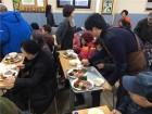 한국도로공사 강원본부, 무료급식 나눔활동 참여