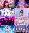 '프로듀스48' 콘셉트평가 경연곡, 태국서 1·3·5위