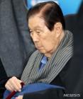 신격호, '지분 허위공시 유죄' 항소 취하…벌금 1억 확정