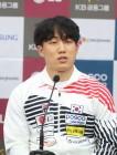답변하는 스켈레톤 국가대표 김지수