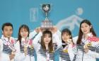 한국 여자컬링 국가대표 춘천시청, 일본 꺾고 '우승'(종합)