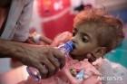 예멘 참화 책임있는 사우디와 UAE, 5억달러 식량지원 약속