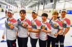 남자 컬링, 세계선수권 출전권 획득…예선 대회 1위