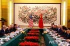 G2 무역협상 재개… 트럼프·시진핑 11월 담판 가능성도