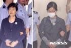 '국정농단' 박근혜·최순실, 24일 나란히 항소심 선고