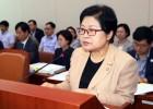 결산보고 하는 정현백 장관... 여성가족위원회 전체회의 열려