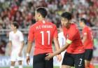 한국 FIFA 랭킹 55위로 상승… 일본 턱밑 추격