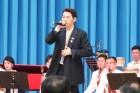 지코 평양공연 사진이 드디어 공개됐다…북한 연주자 앞 낯선 광경