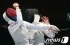 AG 대회 둘째날, 값진 메달 13개 추가…축구 16강 진출