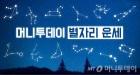 3월 24일(일) 미리보는 내일의 별자리운세