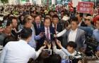 돌아온 홍준표, 한국당에는 어떤 의미인가