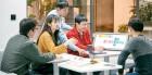 롯데쇼핑, 상하 구분없는 수평적 업무 공간…창의·혁신 역량 쑥쑥