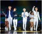 위너, 대만 접수 완료…타이베이 첫 콘서트 `성황`