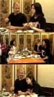 `진짜사나이300` 매튜 다우마, 딸 전소미와 `직각 식사` 연습 포착