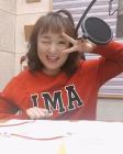 """'가요광장' 이수지 """"신혼여행 중, 어디 가지마세요""""...루나 스페셜DJ 활약"""