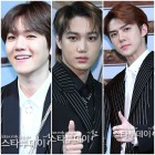 엑소 백현·카이·세훈, '이수근 채널' 녹화 마쳤다...'26일 방송'
