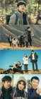 `왜그래 풍상씨` 유준상, 등골브레이커 동생들과 등산 극기훈련