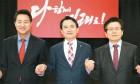 민생 외면 이념 경쟁만…한국당 `컨벤션 효과` 먹구름