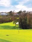 100년 전통 골프코스서 환상 라운딩