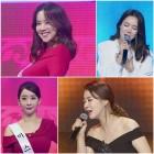 '미스트롯' 김나희-안소미, KBS 공채 미녀 개그우먼→트로트 가수 도전